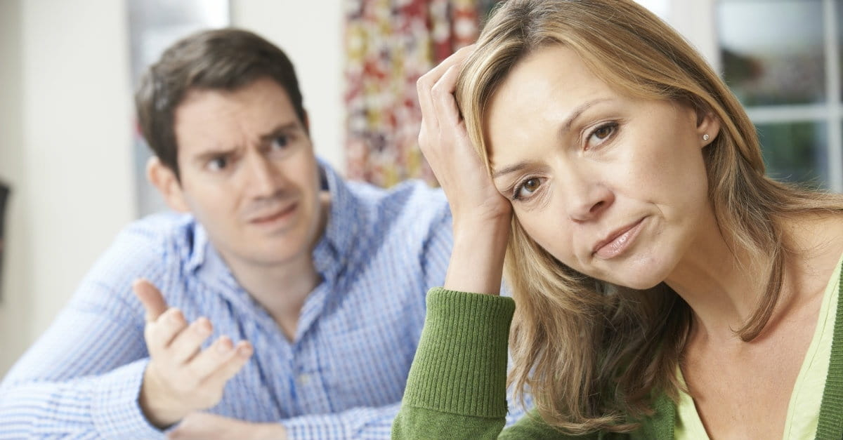 Bad Marriage Habits